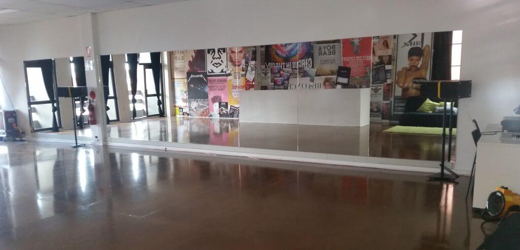 Jimmy's Classes at Next Level Dance Studios (1st floor)